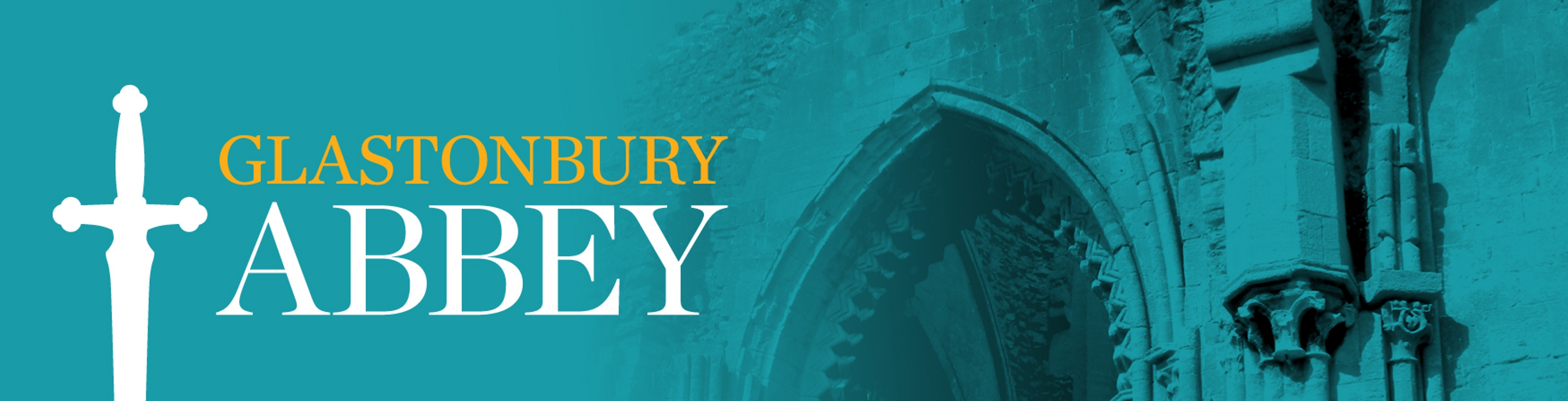 Glastonbury Abbey: Volunteer Makers Logo